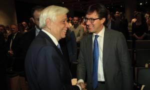 Προκόπης Παυλόπουλος: «Παράνομο και ανυπόστατο το δημοψήφισμα στην Καταλονία»