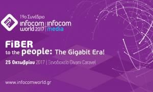 Δέκατο ένατο συνέδριο InfoCom World Fiber to the people: The Gigabit Era!