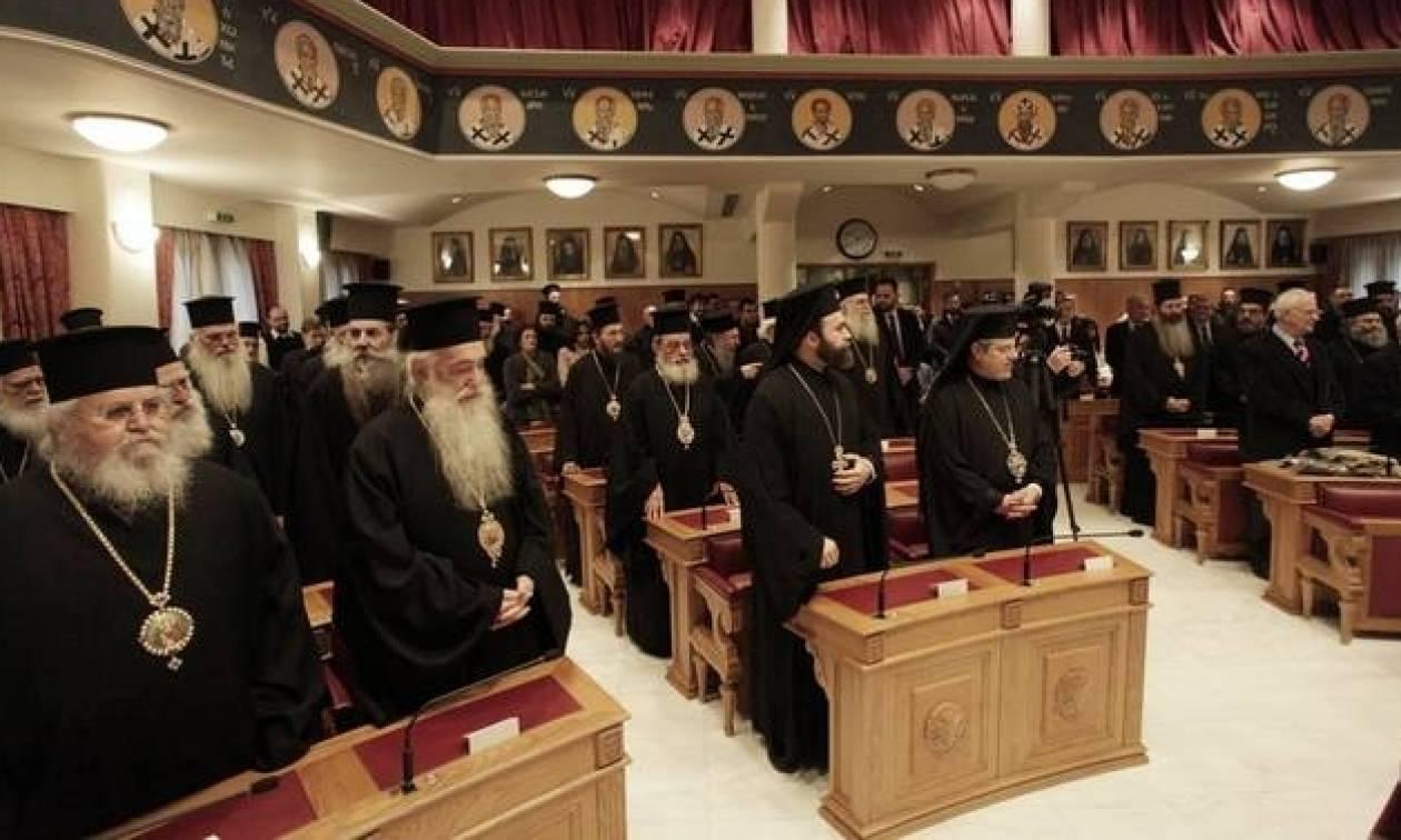 Ηχηρό μήνυμα της Ιεράς Συνόδου: Ο λαός δίνει την απάντηση στο ζήτημα διαχωρισμού Εκκλησίας-Κράτους