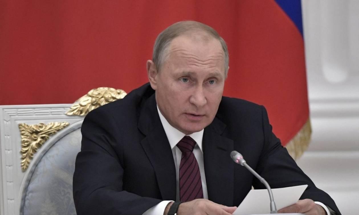 Πούτιν: Η Βόρεια Κορέα έχει στην κατοχή της από το 2001 ατομική βόμβα!