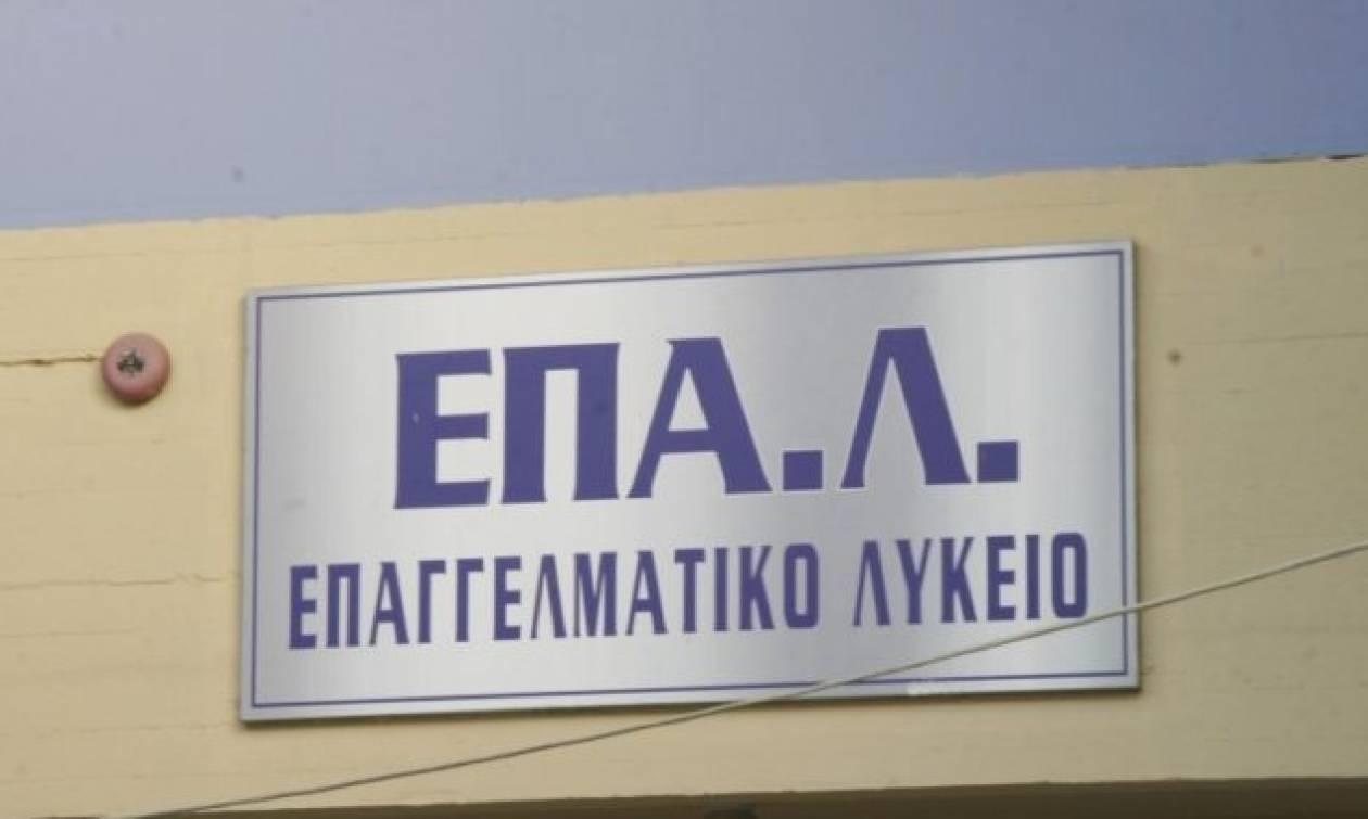Υπουργείο Παιδείας: Κατ΄ εξαίρεση έγκριση λειτουργίας για 64 τμήματα ΕΠΑΛ