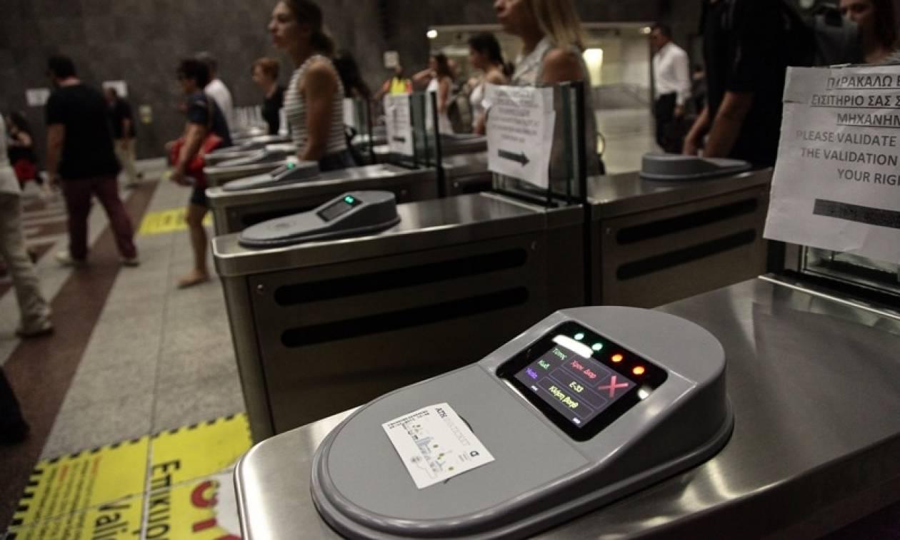 ΣΤΑΣΥ: Τέλος το ηλεκτρονικό εισιτήριο σε μετρό, ΗΣΑΠ και τραμ