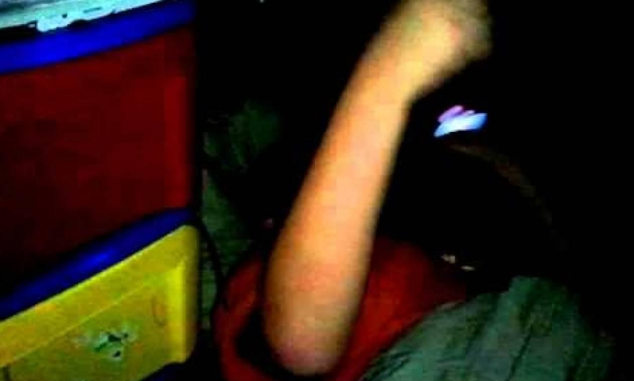 Θεσσαλονίκη: Παρουσιαστής μεταφέρθηκε σε κλινική με σπασμένο...