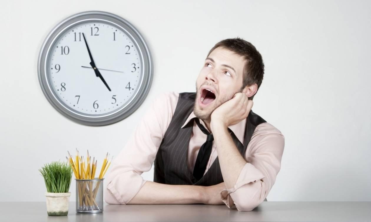 Να γιατί πρέπει να δουλεύουμε μόνο 3 ώρες την ημέρα