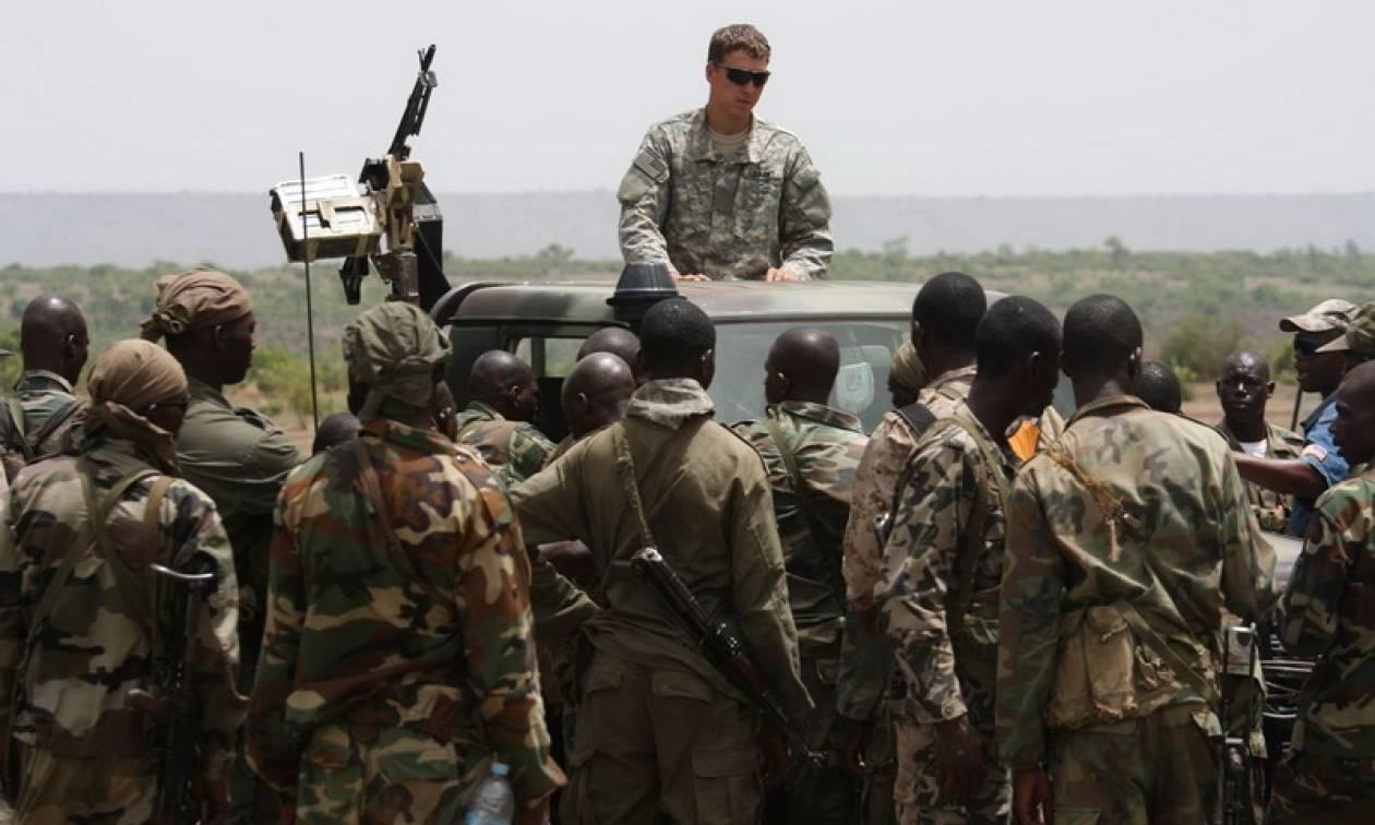 Νίγηρας: Τρία μέλη των αμερικανικών Ειδικών Δυνάμεων σκοτώθηκαν σε ενέδρα