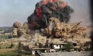 Νέο λουτρό αίματος στη Συρία: Νεκρά γυναικόπαιδα από αεροπορικό βομβαρδισμό