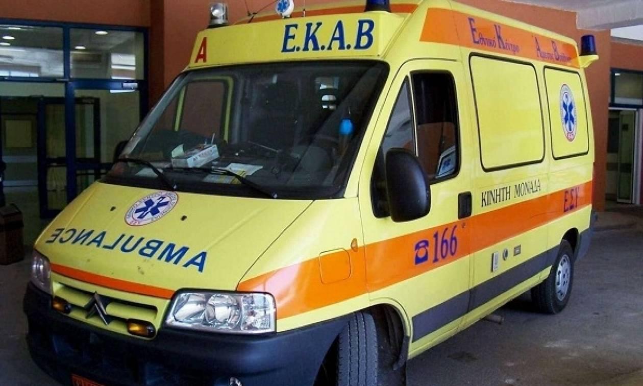 Φρικτό δυστύχημα στην Κρήτη: Τον παρέσυρε το ίδιο του το αυτοκίνητο