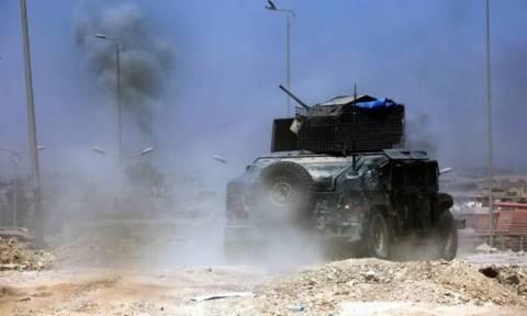 IS conflict: Iraqi army 'recaptures central Hawija'