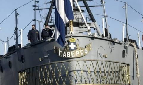 Historic battleship Averoff to sail the Aegean after 70 years, visiting Thessaloniki