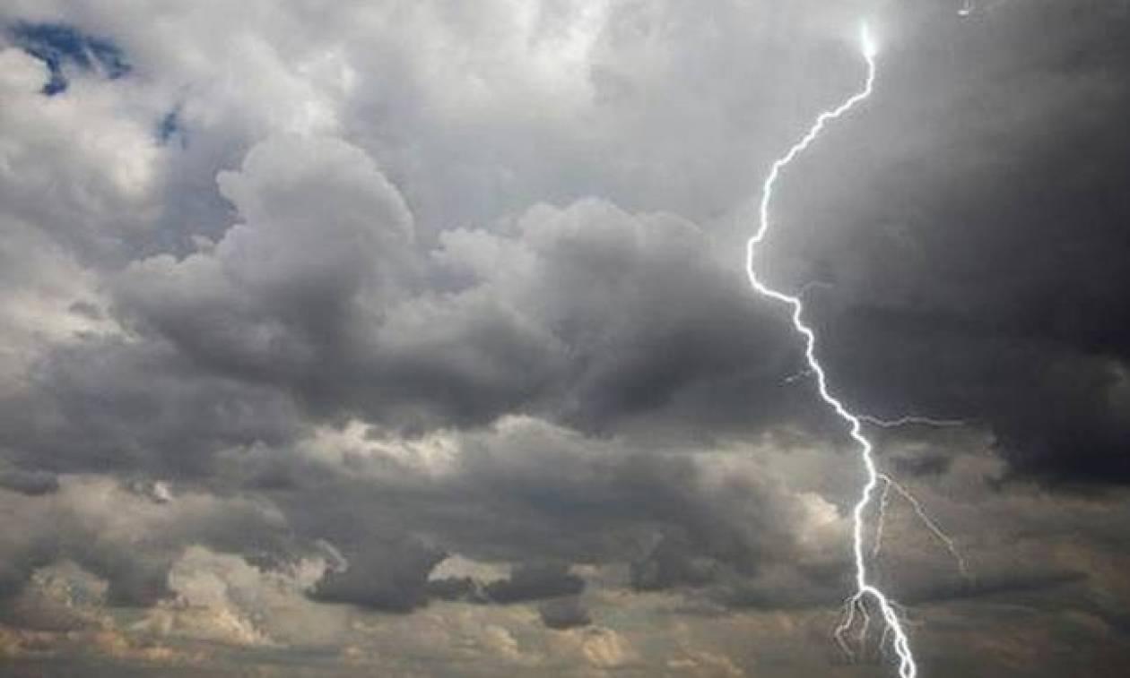 Καιρός: Έρχεται ισχυρό βαρομετρικό χαμηλό! Καταιγίδες, χιόνια και ισχυροί άνεμοι