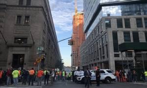 Πυροβολισμοί στη Νέα Υόρκη - Ένας νεκρός (pics)