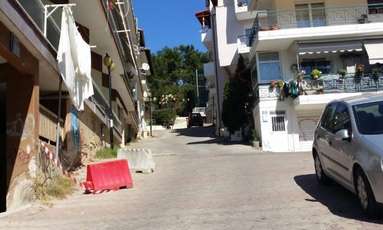 Κοζάνη: Θρίλερ με τρελή πορεία αυτοκινήτου έξω από σχολείο