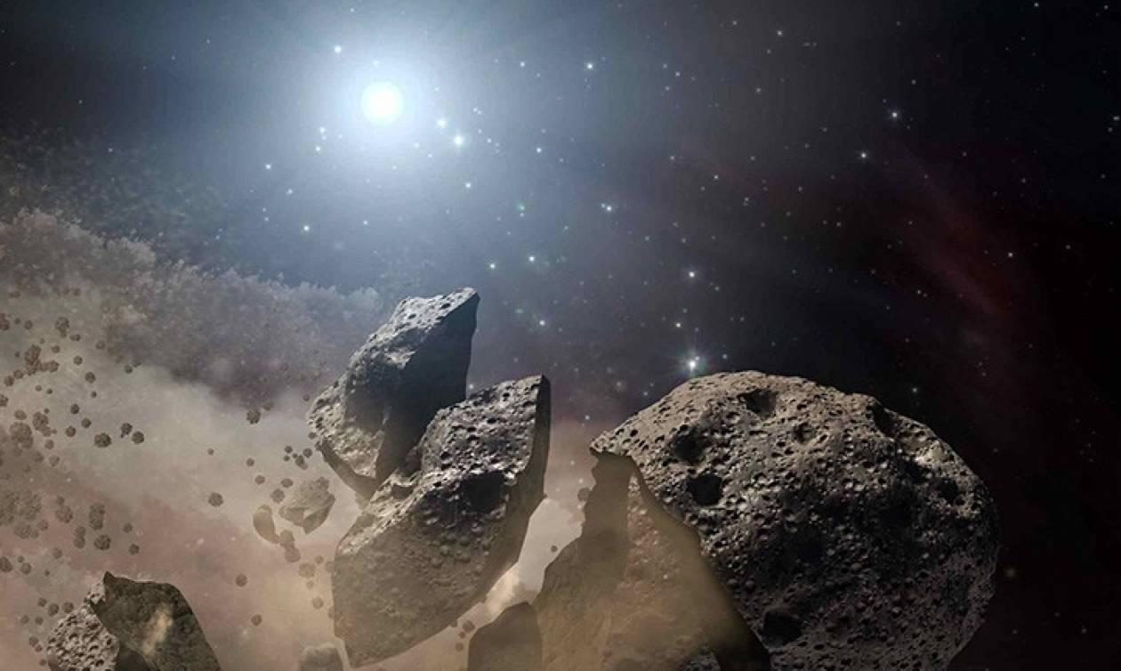Τρόμος! Αστεροειδής θα περάσει «ξυστά» από τη Γη (vid)