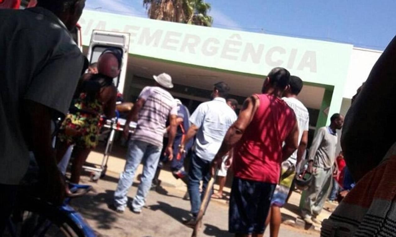 Τραγωδία στη Βραζιλία: Φύλακας έβαλε φωτιά σε σχολείο - Κάηκαν τέσσερα νήπια (vid)