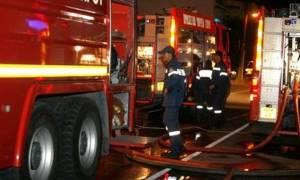 Φωτιά σε ξενοδοχείο στη Κρήτη