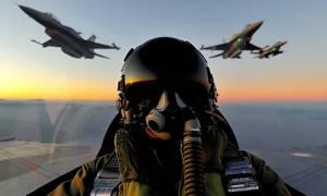 Χαμός στο Αιγαίο: Συνεχίζουν τις προκλήσεις οι Τούρκοι πιλότοι