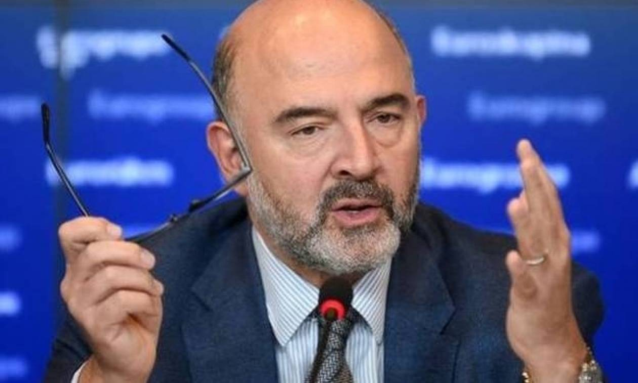 Αγριεμένος ο Μοσκοβισί: Η Καταλονία εάν θέλει ανεξαρτησία να ξεχάσει την Ε.Ε.