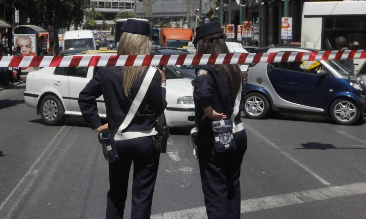 Προσοχή! Κλείνει από σήμερα (6/10) κεντρικός δρόμος της Αθήνας