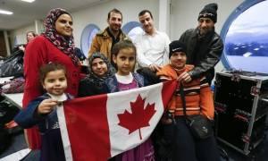 Ο Καναδάς υποδέχθηκε εκατοντάδες πρόσφυγες Γεζίντι από το Ιράκ
