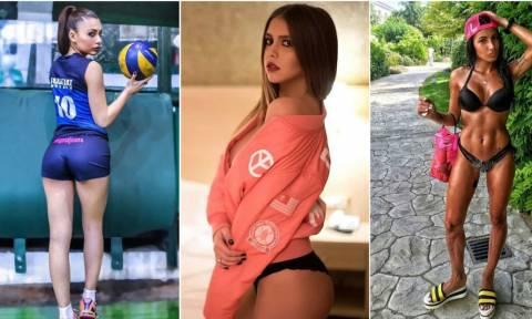 Οι 6 πιο σέξι Ελληνίδες αθλήτριες που θα σε κάνουν να στάξεις ιδρώτα (pics)