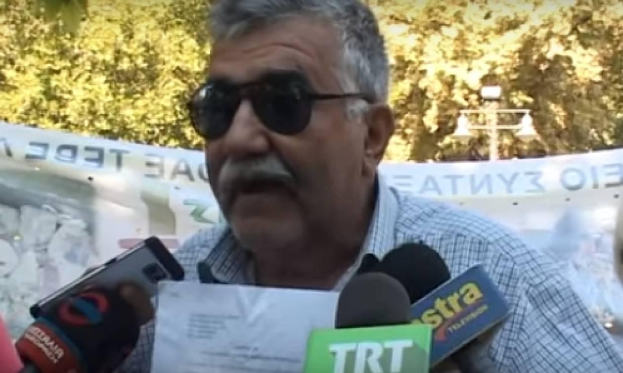 Λάρισα: Συνταξιούχος χάνει το σπίτι του λόγω ΕΝΦΙΑ – «Θα το πάρουν πάνω από το πτώμα μου»
