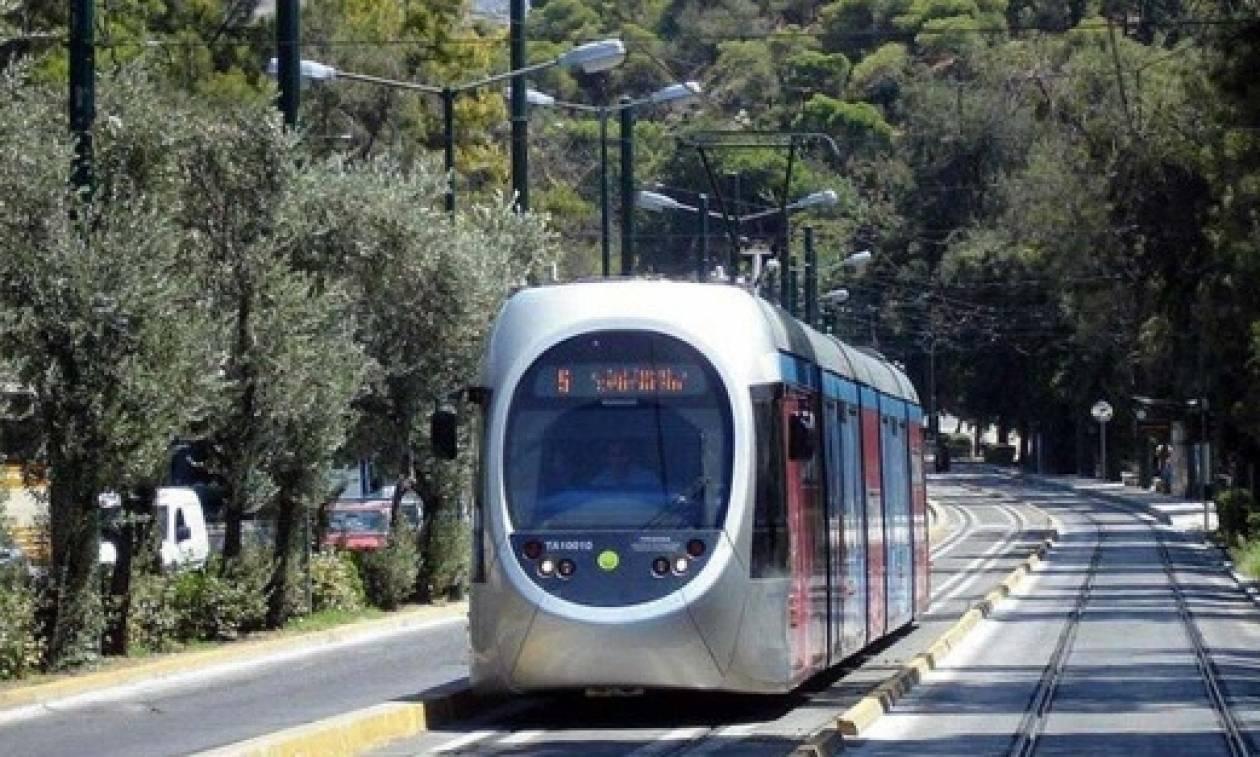Χωρίς τραμ στο τμήμα «Σύνταγμα - Παναγίτσα» την Κυριακή