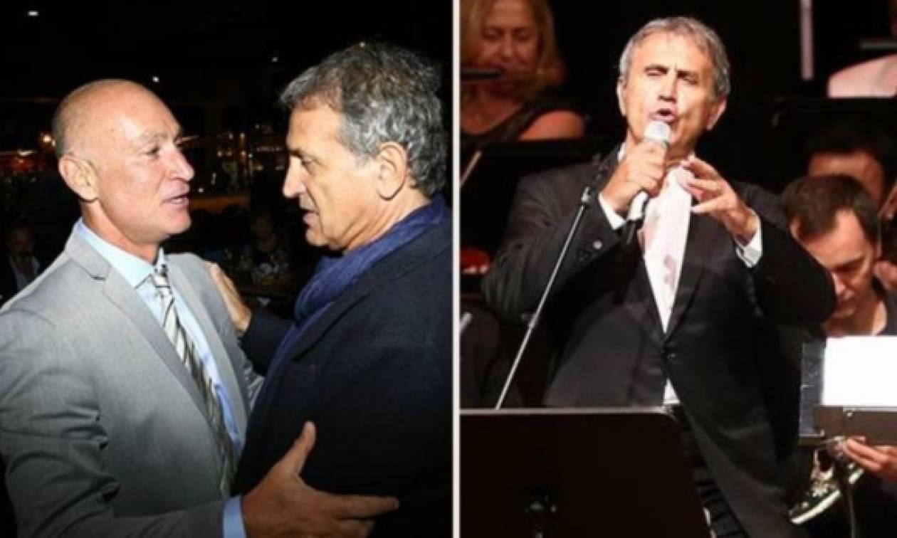 Νταλάρας-Χατζατουριάν: Συγκινητικές στιγμές στη... Σμύρνη! (pics)