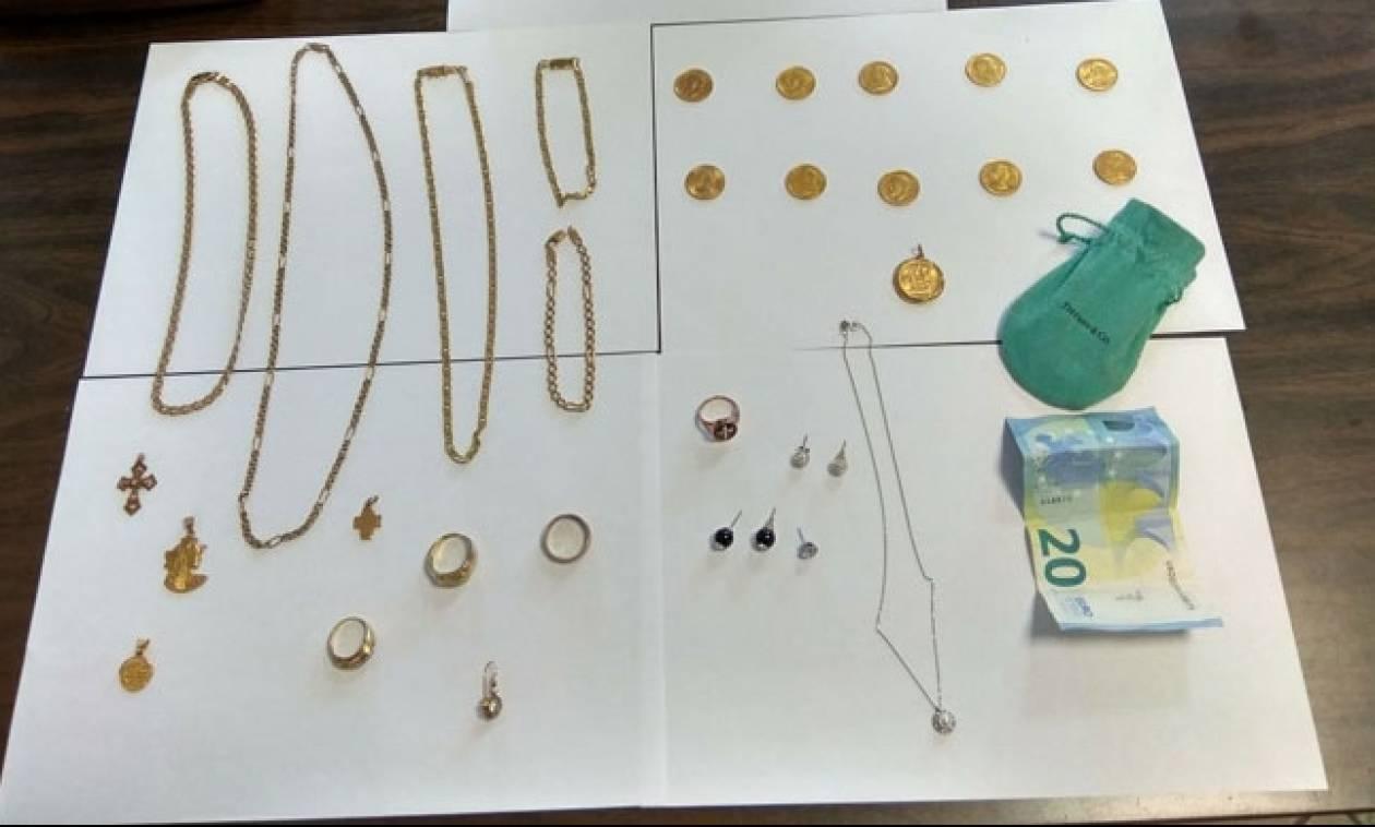 Χαλκίδα: Οικιακή βοηθός… με μακρύ χέρι ξάφριζε χρυσαφικά και χρήματα (pics)