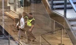 Συνελήφθη Γερμανός καθώς προσπαθούσε να μεταφέρει τη «Μητέρα του Σατανά» σε αεροσκάφος (Pics)