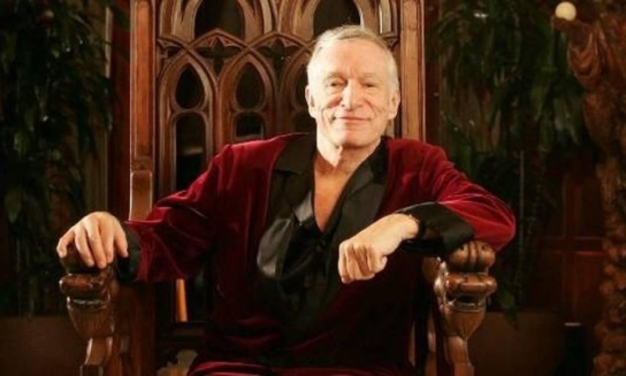 Αυτός ο διάσημος ηθοποιός θα ενσαρκώσει τον Χιου Χέφνερ! (pics)