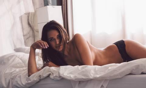 Το γύρο του διαδικτύου κάνει η γυμνή φωτογραφία της April Love!