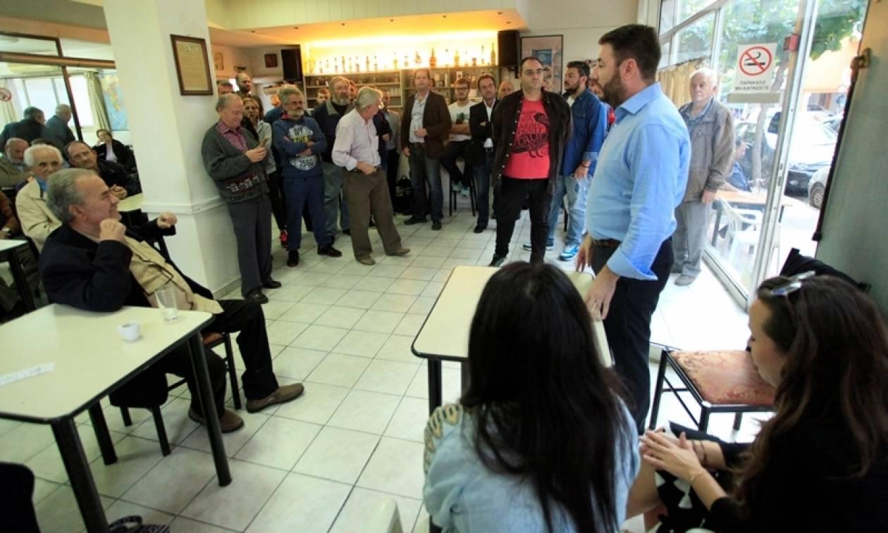Ανδρουλάκης από Χανιά: Στόχος να επιστρέψουν στην Κεντροαριστερά ψηφοφόροι που επέλεξαν τον ΣΥΡΙΖΑ
