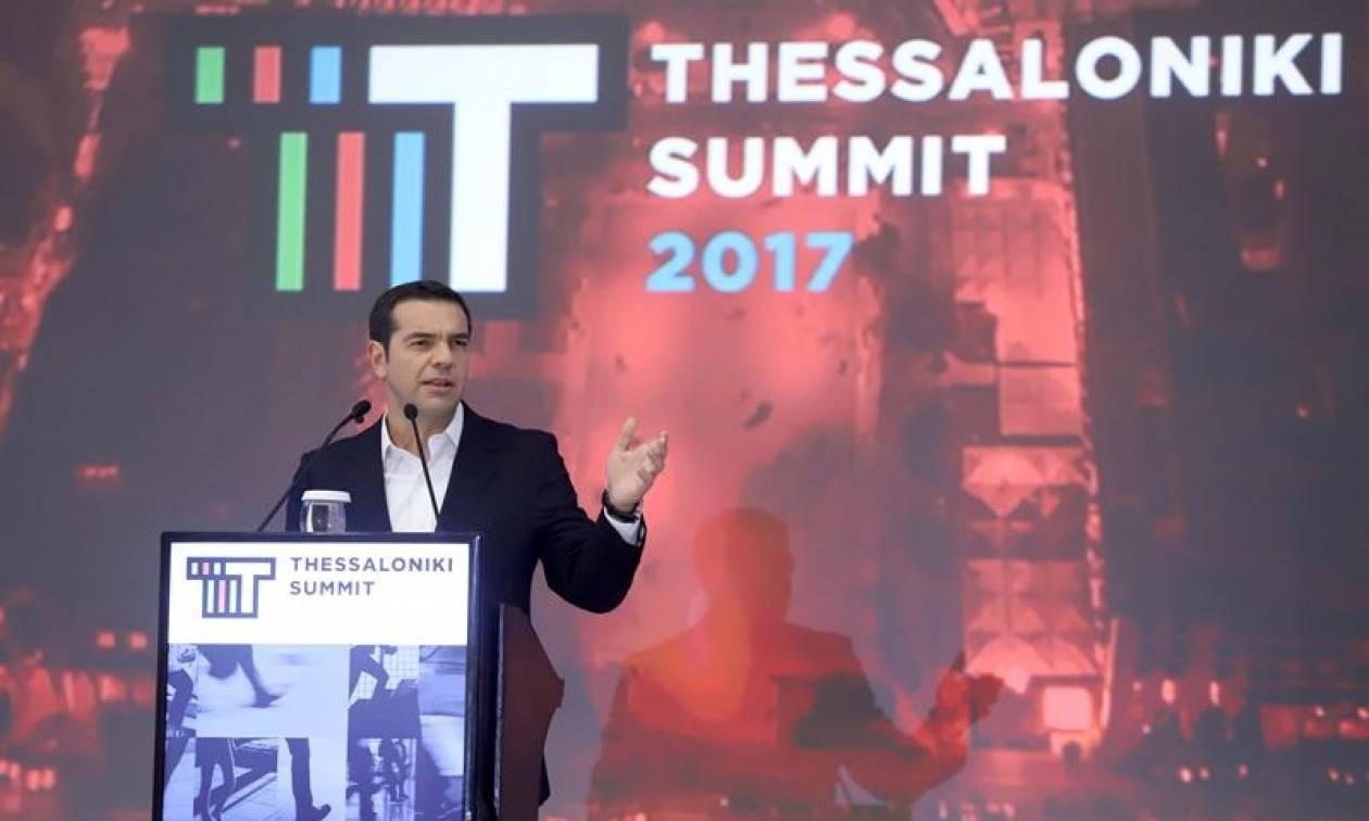 Τσίπρας από συνέδριο ΣΒΒΕ: Στο πιο κρίσιμο σημείο η ελληνική οικονομία