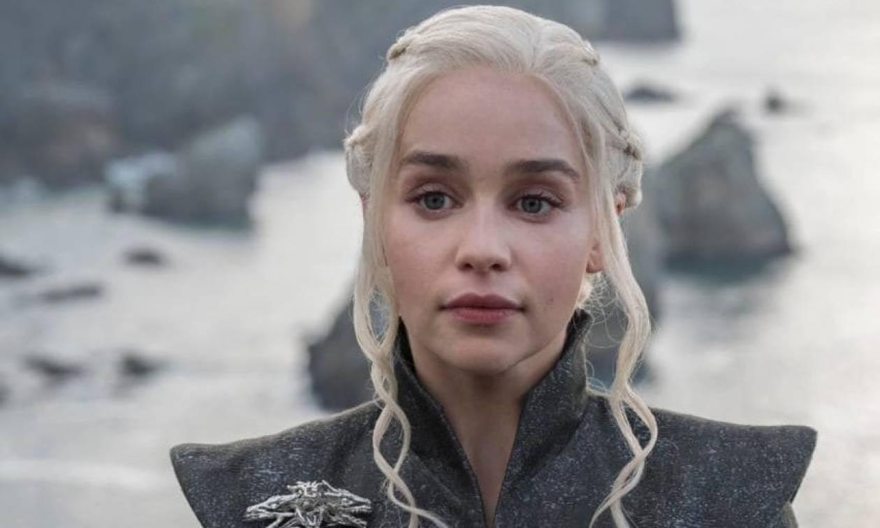 Game of Thrones: Στην Ελλάδα η «Μητέρα των Δράκων»