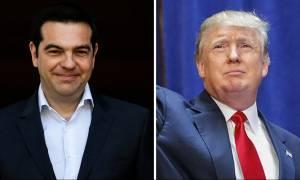 ΗΠΑ: Στις 17 Οκτωβρίου η συνάντηση Τσίπρα με Τραμπ