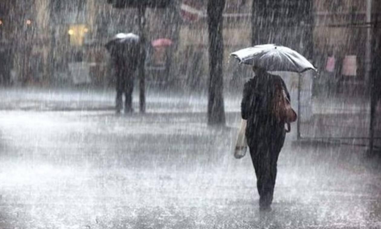 Έκτακτο δελτίο ΕΜΥ: Σε «ελεύθερη πτώση» η θερμοκρασία - Βροχές και καταιγίδες