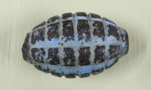 Ναύπλιο: Βρέθηκε χειροβομβίδα του Β΄ Παγκοσμίου Πολέμου σε σπίτι - Δείτε την ελεγχόμενη έκρηξη