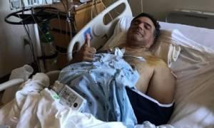 Θρίλερ: Στο νοσοκομείο ο πρώην πράκτορας της CIA Τζον Κυριάκου μετά από «περίεργο» τροχαίο