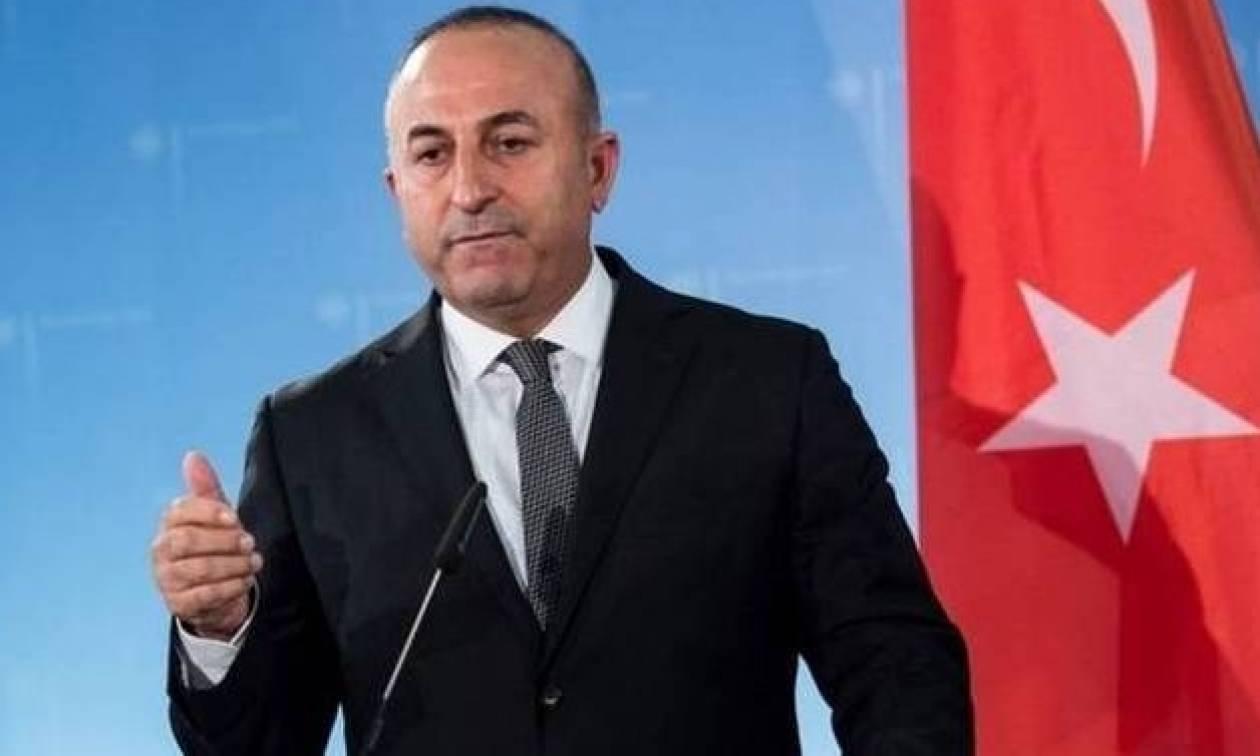 Ο Τούρκος ΥΠΕΞ «μαλακώνει» απέναντι στη Γερμανία