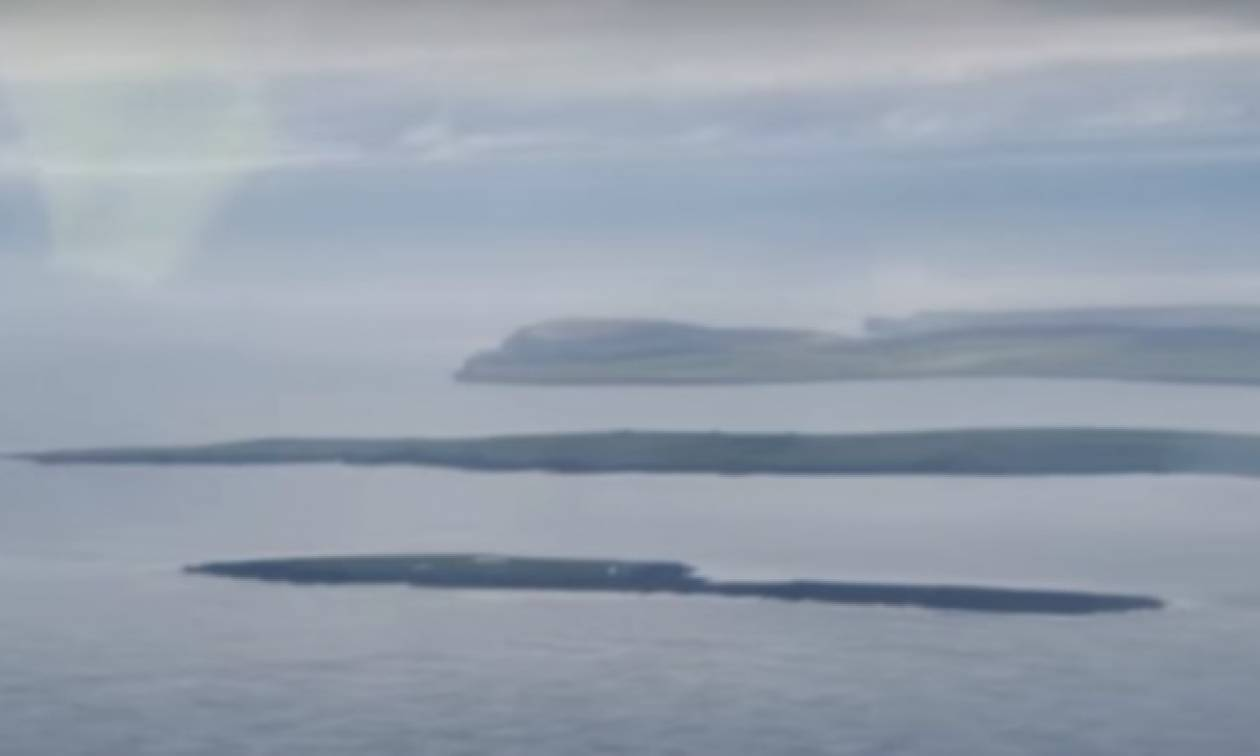 Αυτή είναι η μικρότερη πτήση στον κόσμο (vid)