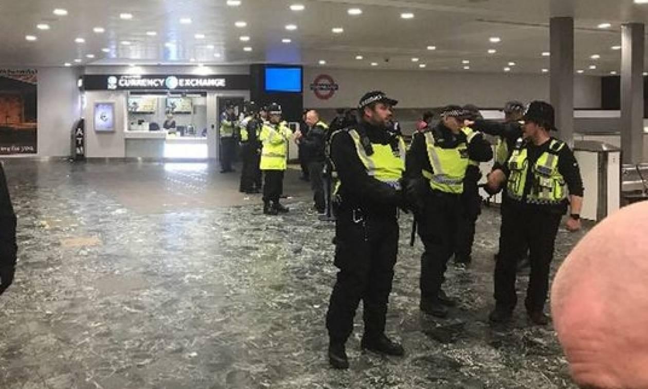Εκκενώθηκε ο σταθμός Euston στο Λονδίνο - Επιβάτες ποδοπατήθηκαν για να βγουν έξω (vid)