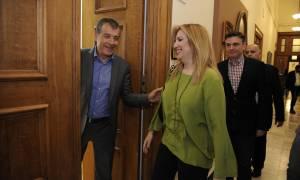 Στα «χαρακώματα» Γεννηματά και Θεοδωράκης για τις εκλογές στην Κεντροαριστερά
