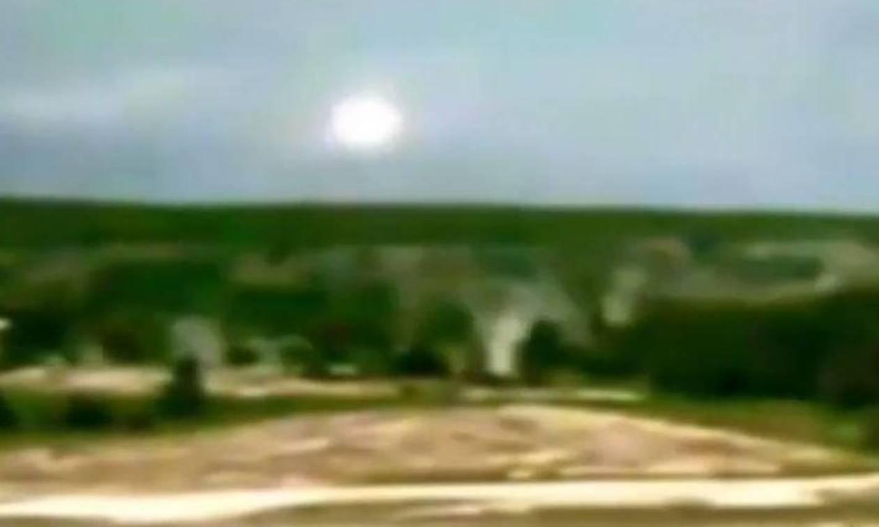 UFO «εκρήγνυται» πάνω από το Γέλοουστοουν (video)