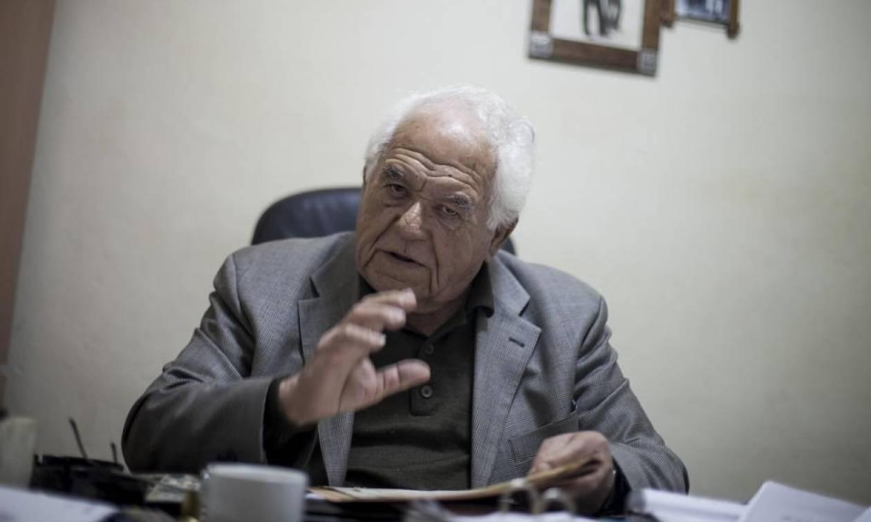 Πέθανε ο επιχειρηματίας Τάκης Αντωνόπουλος