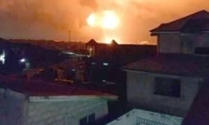 Γκάνα: Τουλάχιστον 6 νεκροί και 35 τραυματίες από την έκρηξη φυσικού αερίου