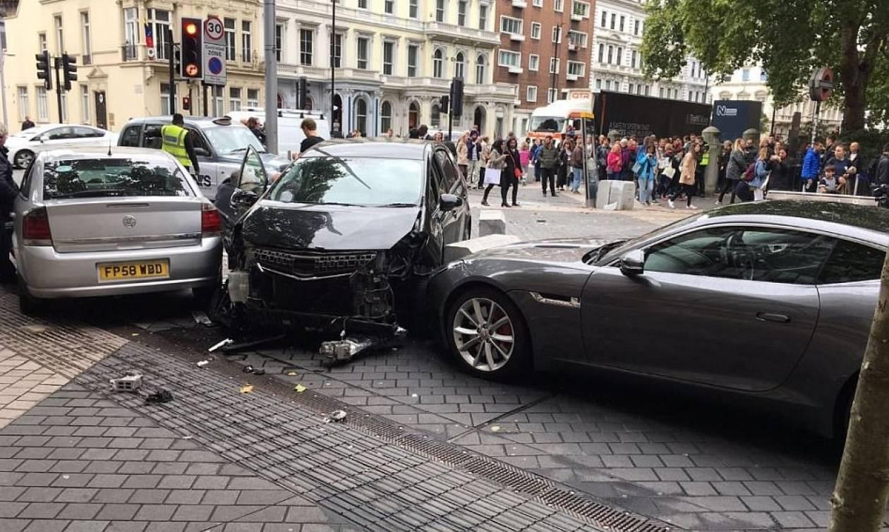 Λονδίνο: Ελεύθερος ο οδηγός του οχήματος που «θέρισε» πεζούς