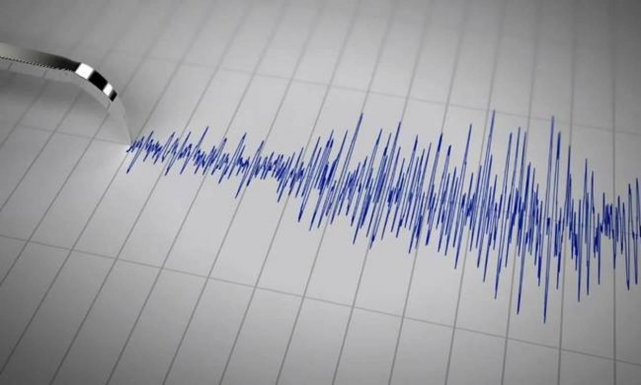 Σεισμός ανοιχτά της Κρήτης