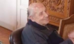 Πέθανε ο Δημήτρης Γαβαλάς - Ήταν ο τελευταίος επιζών του θρυλικού αντιτορπιλικού «ΑΔΡΙΑΣ»