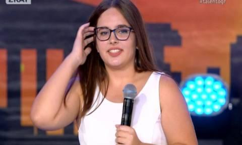 Άφωνος ο Καπουτζίδης με τη φωνή 15χρονης: «Είσαι για το The Voice, εκεί έπρεπε να πας»