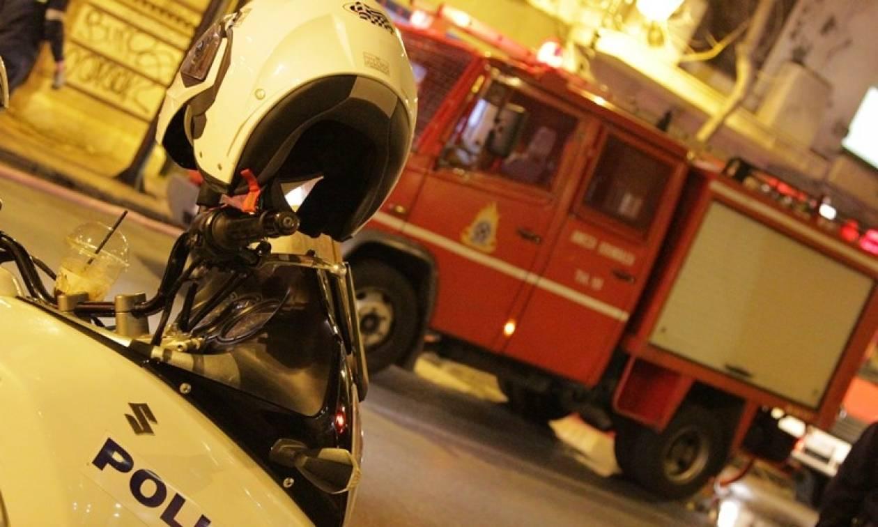 Παρανάλωμα του πυρός διαμέρισμα στη Θεσσαλονίκη